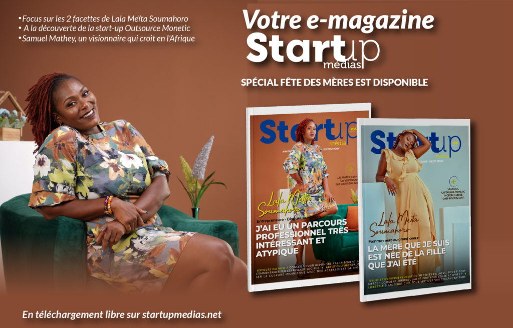 Startup Médias