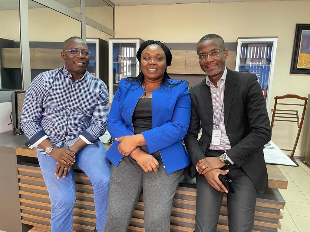Patricia Zoundi candidate PME