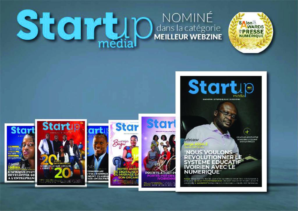 startup media écosystème startup