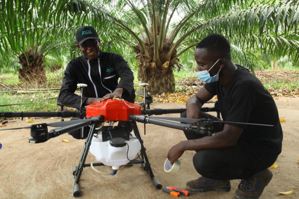 Jool International Drone Hive